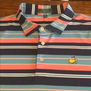 Master's Peter Millar Golf Shirt